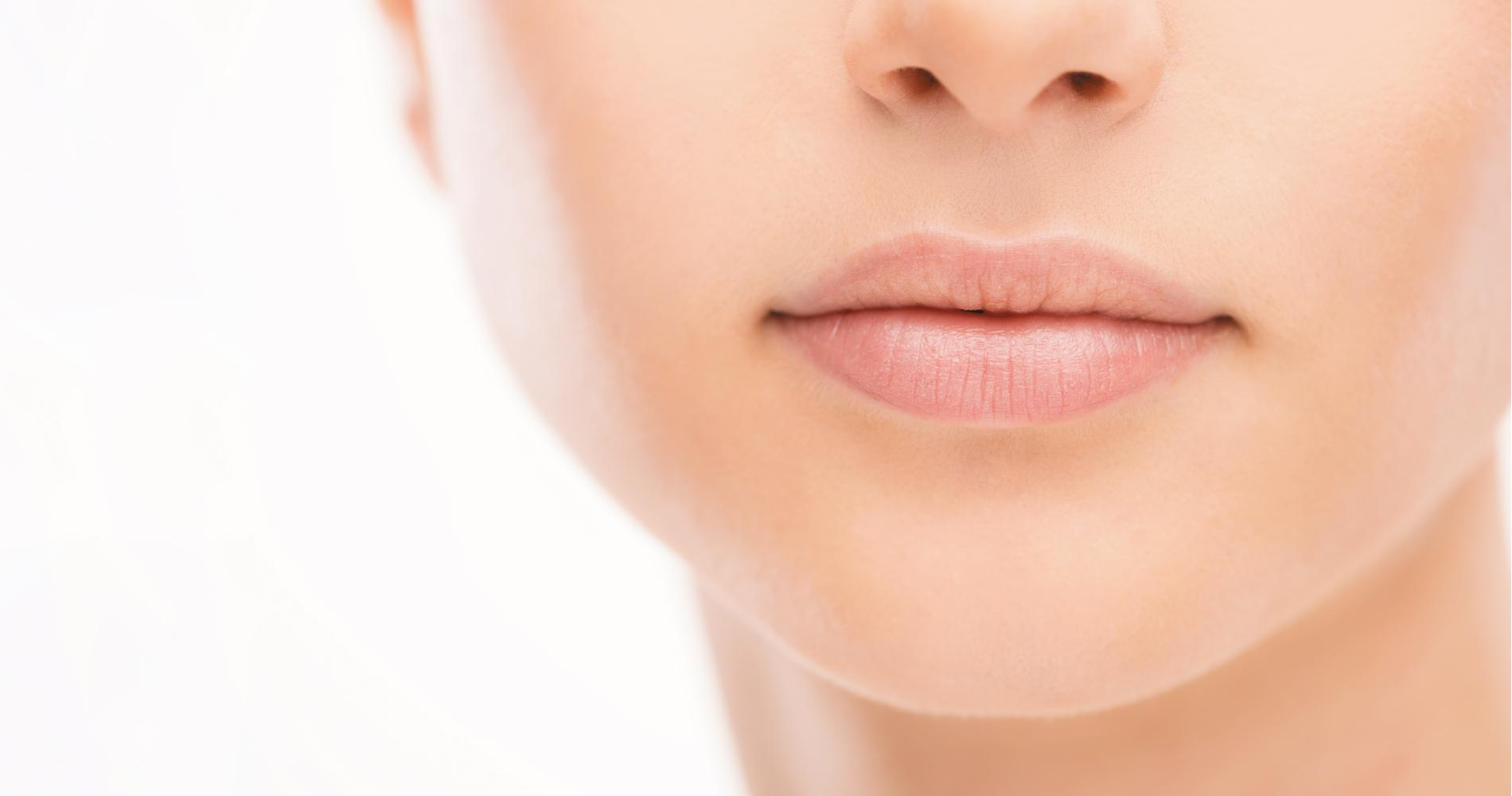 Traitement des lèvres