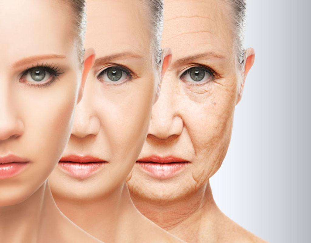 Le vieillissement cutané, son mode d'action, sa prévention
